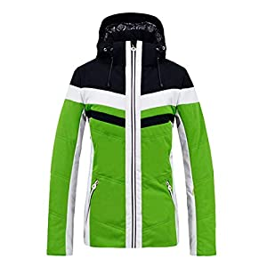 JESSIEKERVIN YY3 Womens Wasserdichte Ski Jacke Wintermantel für Regen Schnee Outdoor Wandern