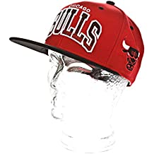 Mitchell   Ness – Berretto Uomo Chicago Bulls ... 5a687027fd50