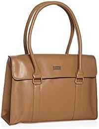 Satyapaul Women's Handbag (Light Brown)