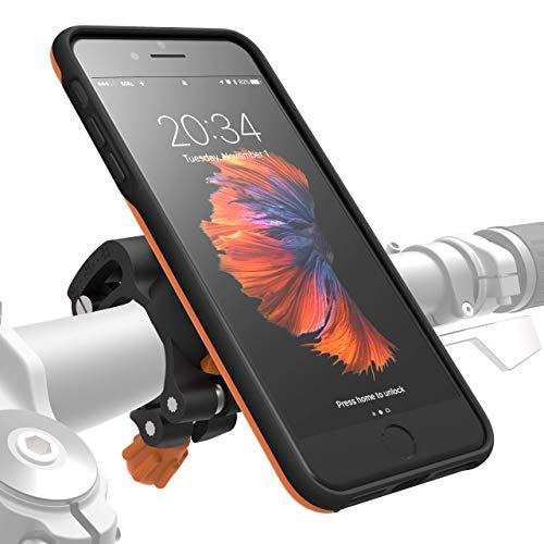 09dfc1e7cfb Morpheus Labs M4s BikeKit - Support telephone velo iPhone velo, Support  iPhone 7 Plus velo, Support vélo incl. coque iPhone 7 Plus / iPhone 8 Plus  ...