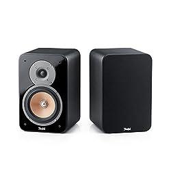 Teufel Ultima 20 Mk2 Stereo Regal Lautsprecher schwarz