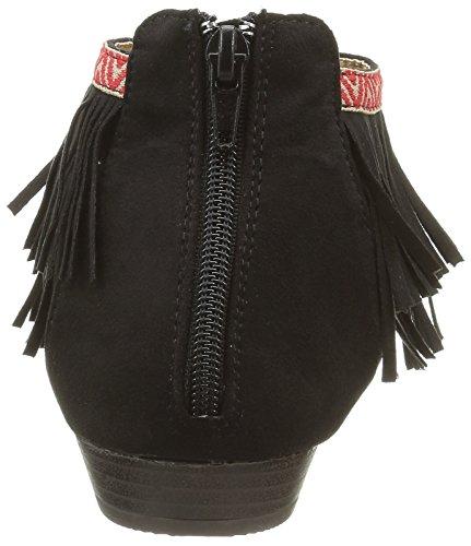 Refresh 61855, Sandales Femme Noir (Black)