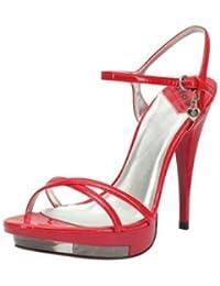 1TO3 - Sandale bride croisées