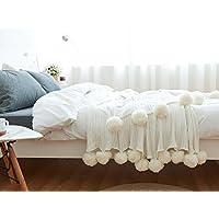 Suchergebnis Auf Amazonde Für Bommeln Weiß Bettwaren