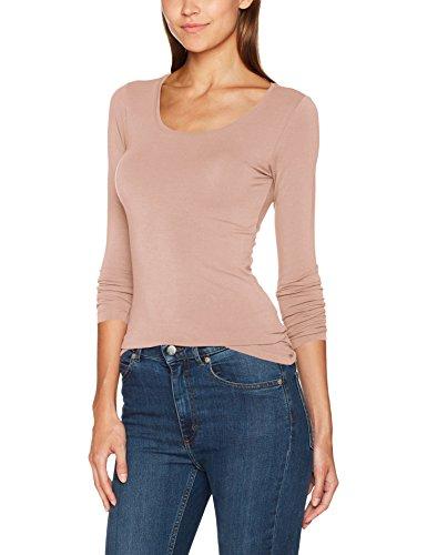 ONLY NOS Damen Langarmshirt Onllive Love New Ls O-Neck Top Noos
