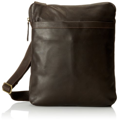 derek-alexander-ns-top-zip-unisex-messenger-bag-brown-one-size