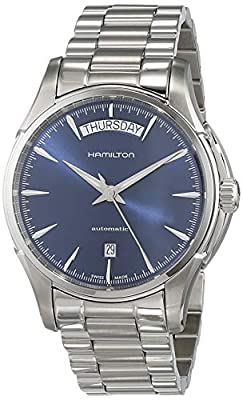 Hamilton Men's Analogue Automatic Watch with Stainless Steel Strap H32505141