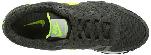 Nike Nike Air Waffle Trainer, Baskets mode homme Noir (Grün)