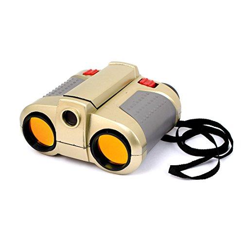 sourcingmap® Kinder Nachtsichtgerät Teleskop Binokular Spielzeug mit Pop Up Scheinwerfer
