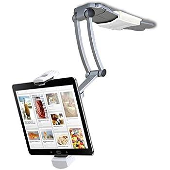 xainou kitchen holder k chen halter f r ipad und android. Black Bedroom Furniture Sets. Home Design Ideas