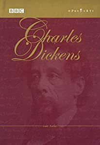 Great Authors - Charles Dickens : A Christmas Carol / David Copperfield / Uncovering The Real Dickens (3 Disc Boxset) [DVD] [2010]