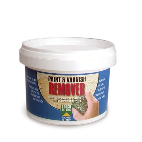 Home Strip Paint & Varnish Remover - 500ml