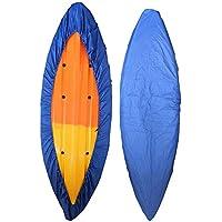 Alumuk Bootsplane Persenning Wasserdicht Universell Kajak Kanu Boot Abdeckplane - unterschiedliche Größe Auswählbar