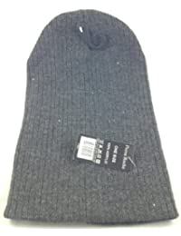 Extra Long Pierre Roche 100% Acrylic Beanie Hat - One Size