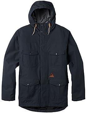 Burton Chaqueta Match Jacket, hombre, Jacke MATCH JACKET, negro, large