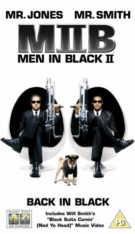 Image of Men In Black II [VHS] [2002]