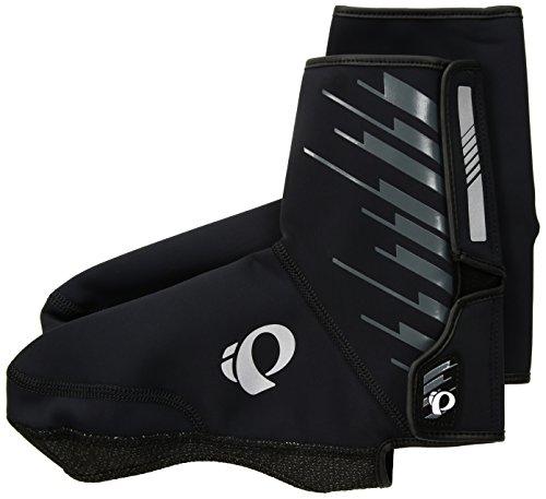 Cubiertas Para Zapatos Pearl Izumi Elite Softshell Black