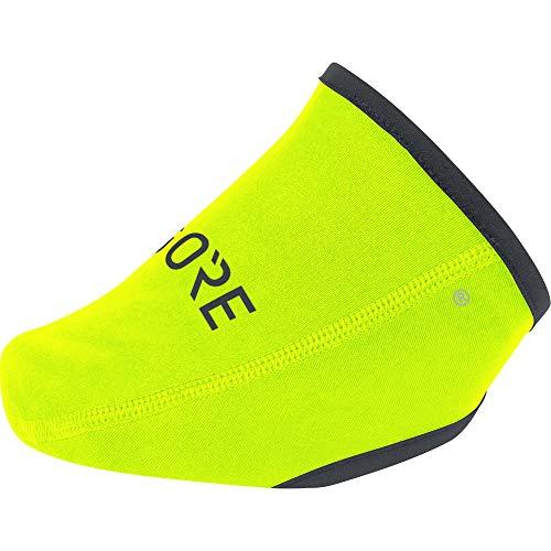 GORE WEAR C3 Unisex Zehenkappe GORE WINDSTOPPER, Größe: 36-41, Farbe: Neon-Gelb 8 Gore-cover