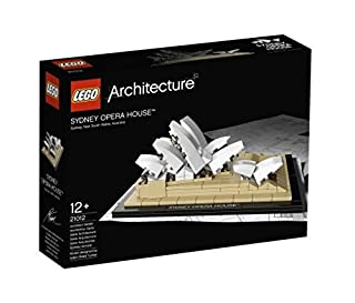 LEGO Architecture 21012 - Sydney Opera House (B006RFVDV2) | Amazon price tracker / tracking, Amazon price history charts, Amazon price watches, Amazon price drop alerts
