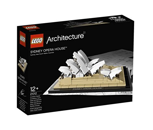 LEGO Architecture 21012 - Sydney Opera House, Konstruktionsspielzeug - Sydney Opera House
