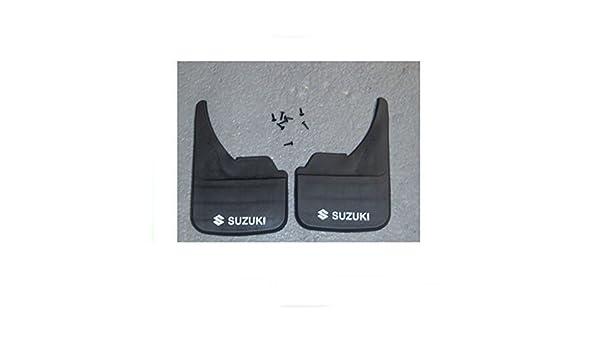 Suzuki Marque Universel Voiture Bavettes Avant Arrière Swift SX4 Vitara  Garde-boue Rabat  Amazon.fr  Auto et Moto fac4a156a55