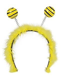Boland 76326pelo maduro MIEL abeja, One size