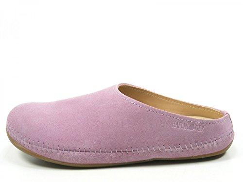 Haflinger 488023-0 Everest Softino Pantofole Unisex - Adulto Lila