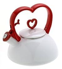 Copco Heart Teakettle