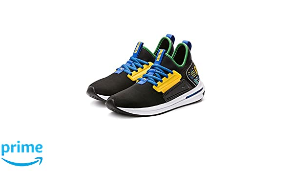 729d24058386 Puma Men s Ignite Limitless Sr Cnvl Fm Black Sneakers-10 UK India (44.5 EU)  (4059504892846)  Buy Online at Low Prices in India - Amazon.in