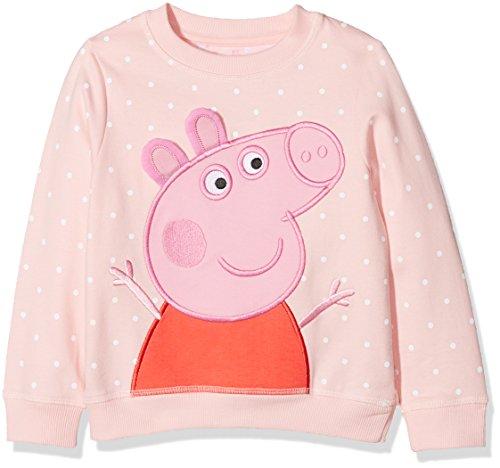 Mothercare peppa pig, felpa bimba, rosa (pink 130), 3-6 mesi