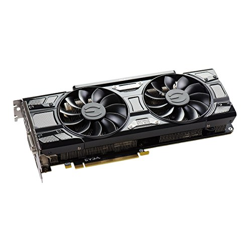 EVGA 08 G-P4–5173-kr GeForce GTX 1070 Superclocked ACX 7 - 4