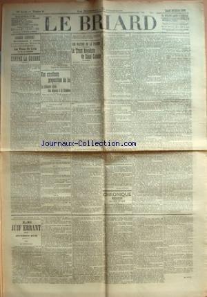 BRIARD (LE) [No 11] du 10/02/1912 - CONT...