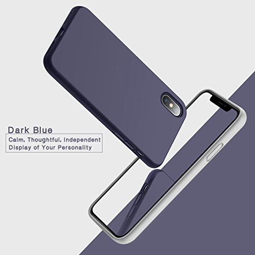 custodia iphone x silk