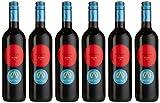 Arcale Merlot Salento IGT 2016 trocken Wein (6 x 0.75 l)