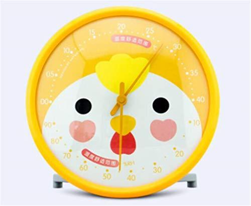 Higrometro Digital Termometro Higrometro Digital Relojes Jardin Hogar Alta Precisión Bebé Bebé Lindo...