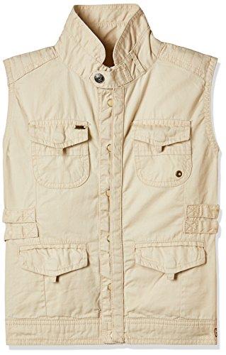 Gini & Jony Baby Boys' Jacket (121246515063 C152_MOJARE DESERT(C152)_24M)