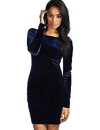 Suchergebnis auf für: Samt Kleider Damen