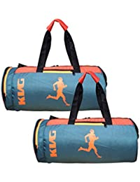 aa4574aced62f1 KVG Gym Bags: Buy KVG Gym Bags online at best prices in India ...