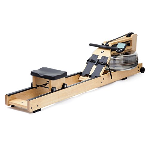 412ZiyvRrOL. SS500  - Water Rower Unisex's Beech Rowing Machine, One size