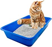 PetCrux® Exclusive Cat Litter Tray Litter Tray