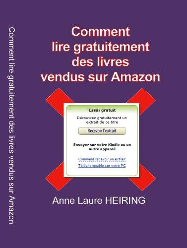 Comment Lire Gratuitement Des Livres Vendus Sur Amazon Ebook