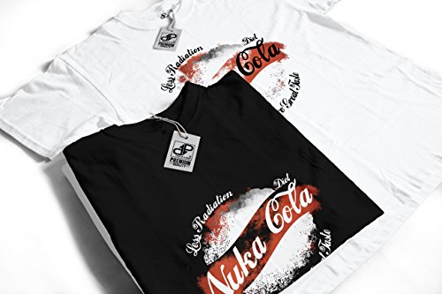 Dieta Nuka Cola maglietta Black M