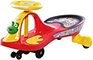 COOLBABY Ride On Car for Toddlers, Kids, 2 Years Old and Up,Toddler Ride on Toys,616,RED