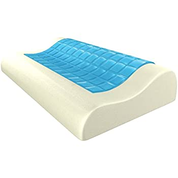Contour Pillow By Bedway Soft Orthopaedic Memory Foam