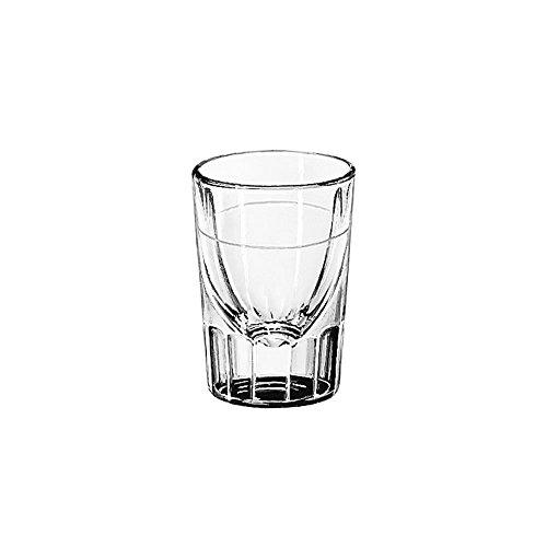 Libbey 5126/A0007gefüttert aus 2Unze Whiskey Glas-Dutzend - Zwei 2-unze-gläser