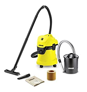 Kärcher WD 3Fireplace Kit–1.629Multi-Purpose Vacuum Cleaner 804.0
