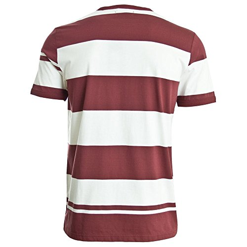 Fred Perry Herren T-Shirt rot rot Port