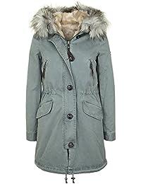 Suchergebnis auf Amazon.de für  Leder - Baumwolle   Jacken, Mäntel ... fd2096f37b