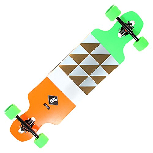 Apex Longboard Alley Maple Neon, 64.10.38.ALL