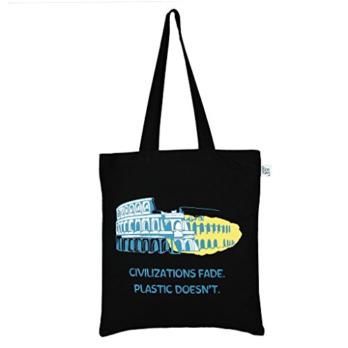 EcoRight-Reusable-100-Cotton-lightweight-EcoFriendly-Tote-Bag-Printed-Civilization